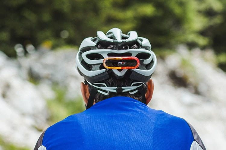 Cosmo Bike wurde speziell für Fahrradhelme entwickelt