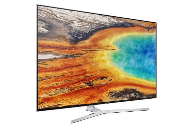 Bester 49 Zoll TV für Budgets bis 1.500 Euro: Samsung MU8009
