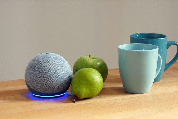 Echo Dot 4 zeigte im Test viele Stärken und nur wenige Schwächen
