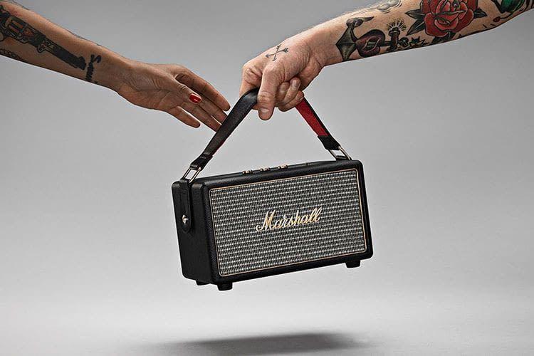 Marshal Kilburn Bluetooth-Box - laut, stark und gutaussehend