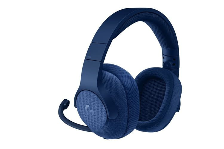 Die Sports Mesh Ohrpolster des Kopfhörers sind besonders atmungsaktiv und sogar waschbar