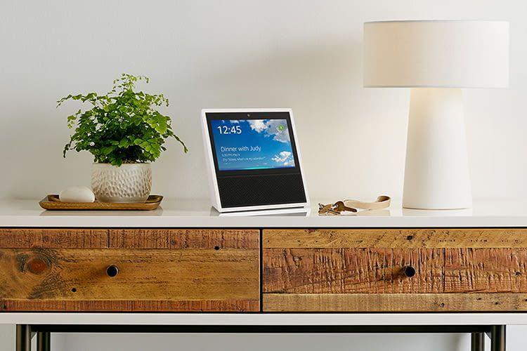Amazon Echo Show bietet gegenüber einem Tablet Vorteile wie eine einfachere Bedienung
