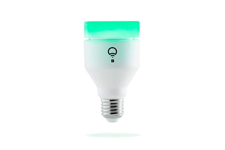 Bei den WLAN-Leuchten ohne Hub kann die LIFX+ LED-Leuchte überzeugen