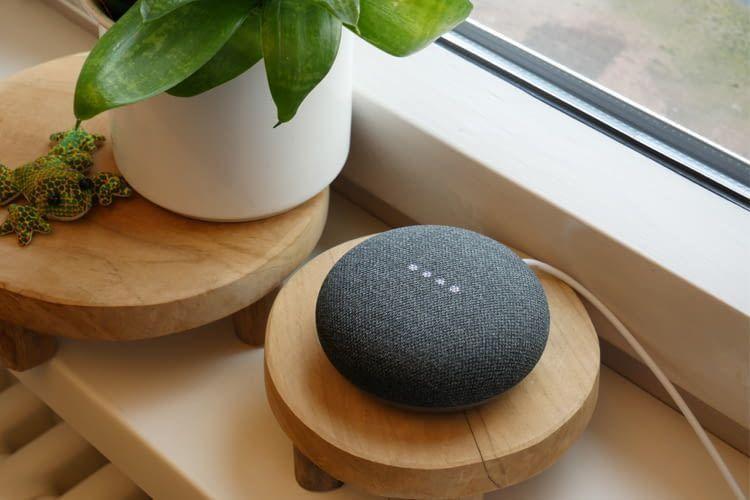 Google Home Mini hat stets ein offenes Ohr für unsere Wünsche