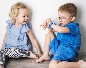 Von einer Kinder Smartwatch können Groß und Klein profitieren