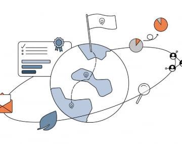 retraced informiert Unternehmen über jegliche Zertifizierungen die für die Nachhaltigkeit nötig sind