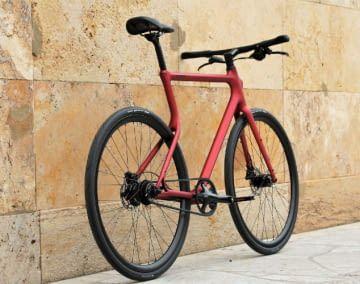 Das Design des Platzhirsch E-Bikes ist für besondere Ergonomie ausgelegt