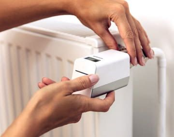 Für die Installation der Bosch Smarte Heizkörperthermostate können Nutzer selbst vornehmen