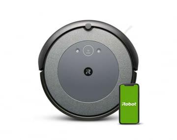 iRobot Roomba i3 ist auch wahlweise als i3+ Version mit Absaugstation erhältlich