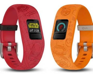 LIDL Deal: GARMIN Kinder Smartwatch Dark Side und Light Side Edition im STAR WARS Design