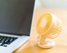 USB-Ventilatoren sind klein, praktisch und fast überall einsetzbar