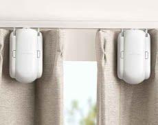 SwitchBot Curtain ist ein Roboter der eine smarte Vorhangsteuerung ermöglicht