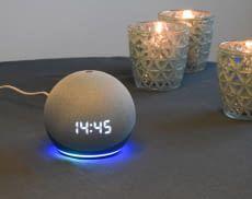 Neben Echo Dot können auch alle anderen Alexa kompatiblen Lautsprecher Musik spielen