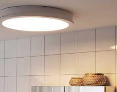 Das IKEA TRÅDFRI Angebot wird um eine smarte Lampe für das Bad erweitert: IKEA GUNNARP