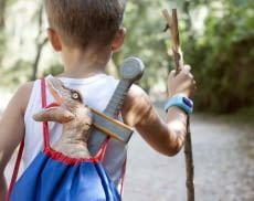 Kinder Smartwatches geben den Eltern kleiner Abenteurer ein sicheres Gefühl