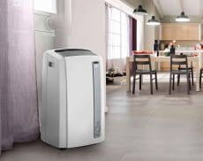 De'Longhi bietet eine große Auswahl an mobilen Klimaanlagen