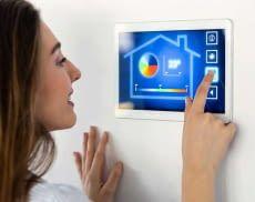 Mit einem Smart Home Bussystem wird das Zuhause zum intelligenten Haus