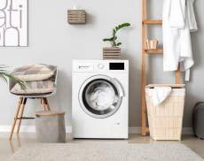 Waschtrockner sind praktische Kombigeräte, die Platz sparen
