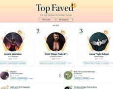 Amazon Kindle Vella - auf Amazon.com sind die Top-Favoriten bereits identifiziert und erhältlich