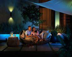 Die zur CES vorgestellten neuen Outdoor-Leuchten sorgen für tolle Lichtstimmung