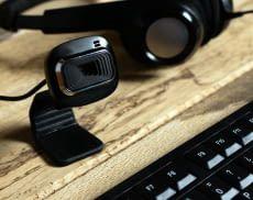 Eine Webcam öffnet ein Tor in die große weite Welt des Internets