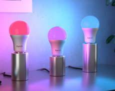 FRITZ!DECT 500 ist eine farbige LED-Leuchte die über den DECT-Funkstandard mit dem Smart Home kommuniziert
