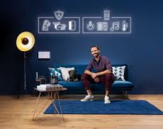 ABUS Nexello verbindet den Komfort eines Smart Homes mit dem Schutz eines Sicherheitssystems
