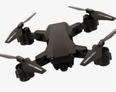 Die Drohne Maginon QC-70SE Wifi glänzt mit vielen Automatikfunktionen und 6-Achsen-Gyroskop