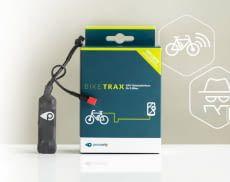 Mithilfe des GPS-Trackers BikeTrax lassen sich gestohlene E-Bikes finden