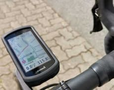 Garmin Edge dient auch als Navigationssystem und bietet Orientierung auf spannenden Radstrecken