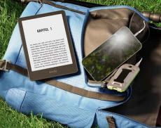 Amazon Kindle Paperwhite 2021 verfügt über ein 6,8 Zoll (17,3 cm) großes Display