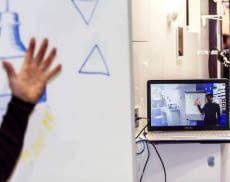 Abbildung des Bedienkonzepts von Kinect Smart Home von Microsoft und DigitalStrom