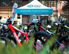 Company Bike funktioniert nach einem Leasing-Prinzip wie bei Autos üblich