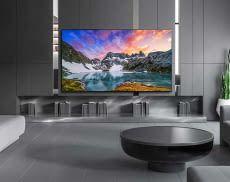 Der 75 Zoll 4K UHD Fernseher LG NANO906NA zeigt dank NanoCell-Technologie brillante Farben