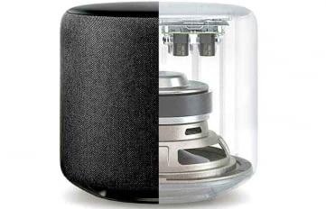 Lange Zeit nicht mehr erhältlich - jetzt wieder da: Subwoofer Amazon Echo Sub