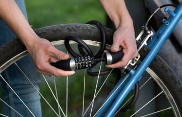 Stiftung Warentest hat 20 verschiedene Fahrradschlösser einem Härtetest unterzogen