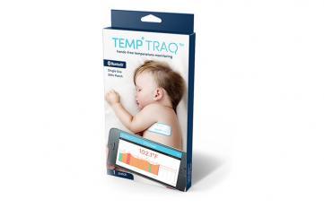 TempTraq - das Thermometer der Zukunft