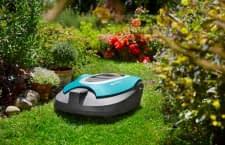 GARDENA smart SILENO Set bewältigt große Gärten mit bis zu 1.000 Quadratmetern