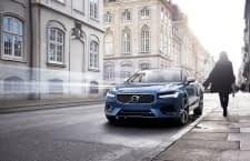 Der Volvo V90 T8 - ein Plug-in-Hybrid der Oberklasse