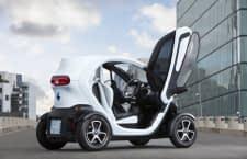 Renault Twizy - das Elektroauto mit Flügeltüren und 100 km Reichweite