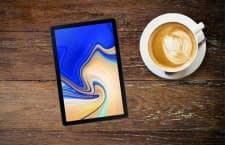 Unter den Android Tablets schnitt das Galaxy Tab S4 bei Stiftung Warentest am besten ab