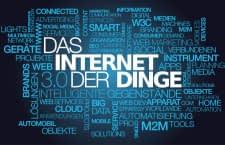Das Internet der Dinge und Ihre verbundenen Objekte - Abbildung