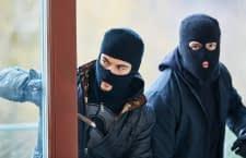 Dem Einbrecher ins Auge sehen - eine Alarmanlage hilft, das zu vermeiden