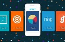 Internetdienst IFTTT vernetzt über so genannte Applets zahlreiche Dienste und Geräte miteinander