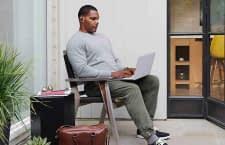 Ob Wintergarten oder Schlafzimmer - das eero Wi-Fi 6 Dualband Mesh-System bringt Internet in so gut wie jedes Zimmer