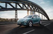 Der Hyundai Kona Elektro bietet eine Reichweite von bis zu 470 Kilometern