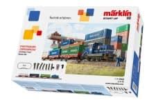 Heute im Adventskalender: Märklin Starter-Set Containerzug