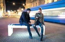 greinSMARTenergy vertreibt die Steora Smart Bench in Deutschland