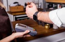 Mit der Apple Watch bezahlen? Hat man Apple Pay eingerichtet, geht es ganz leicht