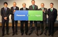 Panasonic und Schneider Electric
